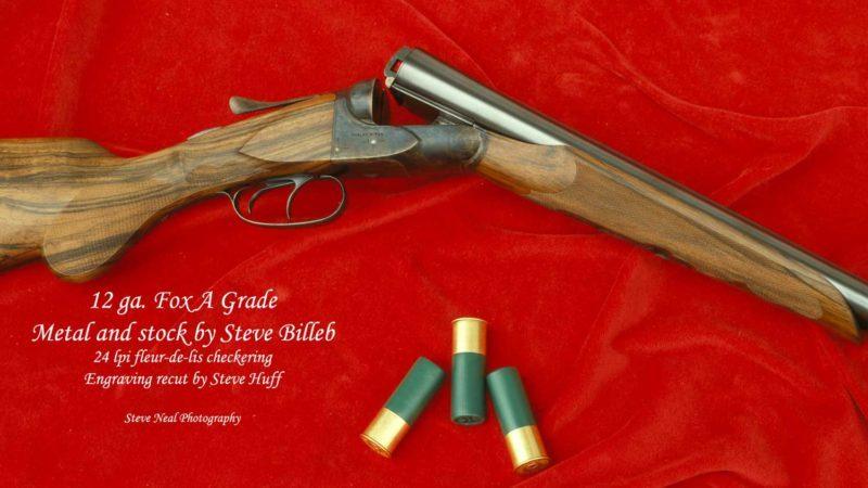 Fox A Grade custom gun by Steve Billeb