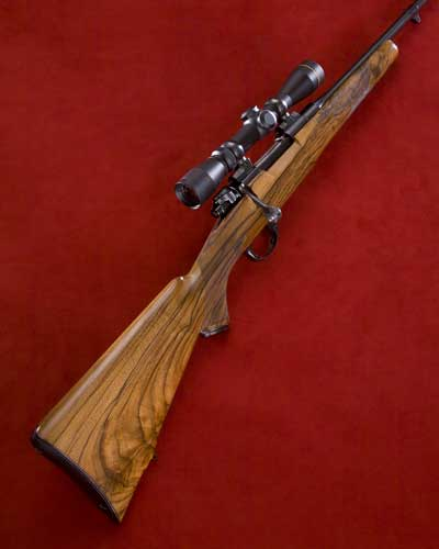 Steve Billeb Custom Mexican Mauser 98